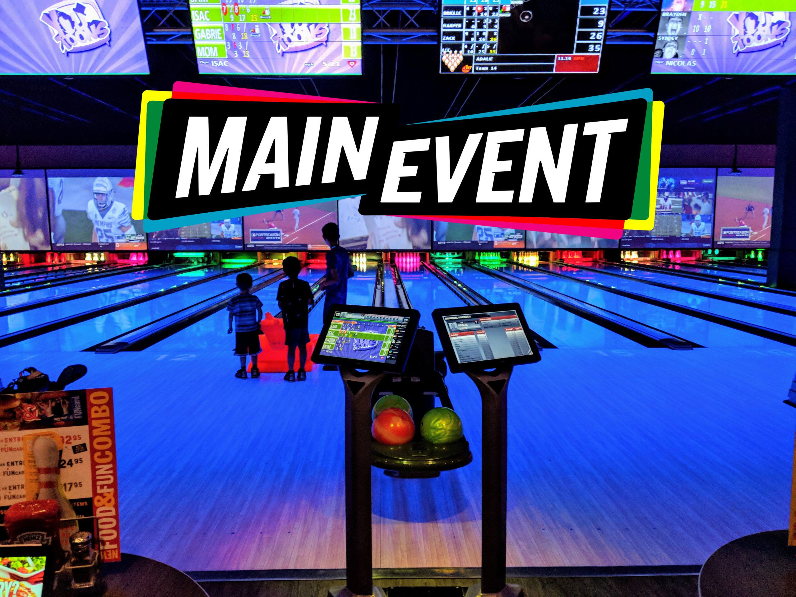 Main Event - $50 Gift Card